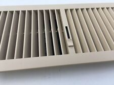 Beige Floor Register Vent Cover Ducted Heating 350 x 150mm vents 350x150mm vent1