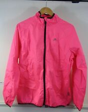 Trespass Women's Hybrid Cycling Jacket Hi Visibility Pink, X-Large