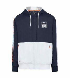 Red Bull KTM Letra Windbreaker Jacket
