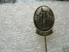 PINS,SPELDJES 50'S/60'S/70'S IL DUOMA MILANO