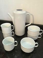 VINTAGE Rosenthal Germany Secunda Caffè 7 pezzi Set di servizio, Tapio Wirkkala