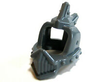 LEGO - Minifig, Headgear Helmet Spiked Top w/ Grille, Open Front & Back