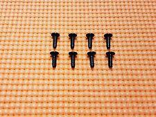 8 tornillos de fijación del soporte para Samsung UE55D6100 UE46D6100 UE40D6100 UE37D6100 TV