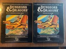 TSR Dungeons & Dragons Master Players' Book and DM's Books