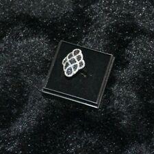 925 Silber Ring mit grünen Stein !!!
