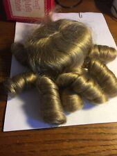 Bell Ceramics Doll Wig JULIA Light Blonde 11-12