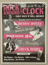 Rock Around the Clock 2 CD set Various Buddy Holly, Beach Boys, and many more...