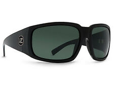 Von Zipper Sunglasses Palooka (New Version PAPA G) BLACK SHINY/GREY SMSFEPAL-BKV