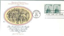 US Bicentennial Cover, the people have the right
