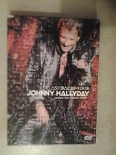 37436//FLASHBACK JOHNNY HALLYDAY AU PALAIS DES SPORTS DVD EN TBE