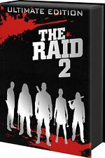 The Raid 2 - 4-Disc Ultimate Edition # BLU-RAY-BOX-NEU