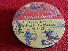 Roald Dahl 10 Audio Books CD Collection Puffin Classics On 27 CDs -Missing Disc1