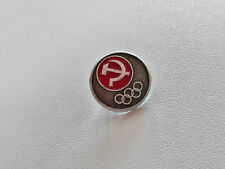 1980 NICE SMALL OLYMPIC GAMES SOWIET UNION CCCP UdSSSR