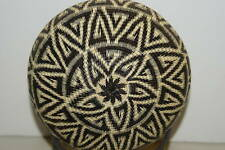 Wounaan Darien Indian Hösig Di Museum Abstract Artist Basket 300A11 tight weave