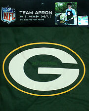 NFL Green Bay Packers Apron and Hat