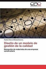 Diseño de un modelo de gestión de la calidad: Recepción de materiales de una emp