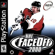 PSX NHL FACEOFF 2000, New Video Games