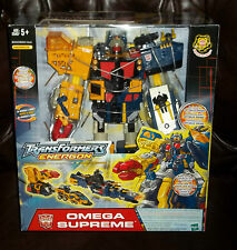 TRANSFORMERS ENERGON SERIES HUGE OMEGA SUPREME  FIGURE