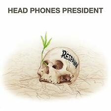HEAD PHONES PRESIDENT Respawn 2019 7th CD New Alternative Metal w/Tracking No.
