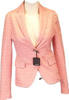 8) Luxus Designer TAGLIATORE Blazer Jacke Gr. IT 40 S DE XS 34 Neu 449€