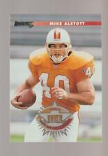 1996 Donruss #208 Mike Alstott rookie card, Purdue / Tampa Bay Buccaneers