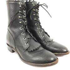 45c7bd38dec Justin Narrow (C, B) Boots for Men for sale   eBay