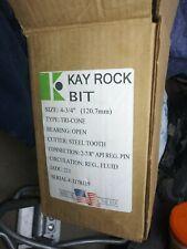 New! Rock Drill Bit, Tricone Rollerbit Gas Oil Water Well
