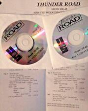 Radio Show: THUNDER ROAD 11/25/00 GARY ALLAN, PATTY LOVELESS, J.GORDON, M.MARTIN