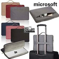 For Microsoft Surface Pro 2/3/4/6/7/X Book 1/2 Laptop 1/2/3 Carrying Sleeve Bag