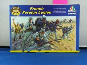 ITALERI 1/72 #6054 FRENCH FOREIGN LEGION  OPEN