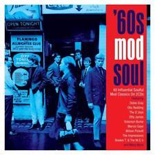 60s Mod Soul  40 Soulful Mod Classics on 2CDs Otis Redding Dobie Gray Etta James