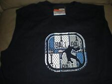 Boys T-Shirt Size 14/16 Sleeveless And 1 Basketball Size Large Sports Clothes