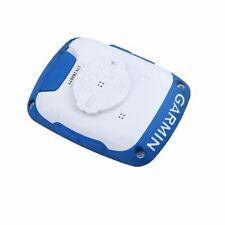 Garmin EDGE500 Back Case Bottom Cover with Battery Blue/white+Handlebar Mount