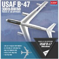 Academy 12618 USAF B-47 306th BW Boeing Aircraft 1/144 Plastic Assembly