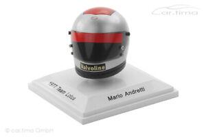 Helm Mario Andretti Team Lotus 1977 TSM 1:8 TSM12AC05