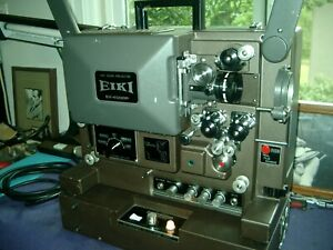 EIKI EX 4000P 550 Watt XENON MAG/OPT PROJECTOR LOW HOURS (SERVICED & GUARANTEED)