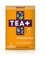 Vitabiotics TEA+ Defence Vitamin Tea - Orange And Blueberry