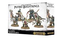 Warhammer - Age of Sigmar: Nurgle Rotbringers Putrid Blightkings