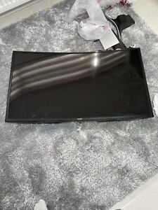"Samsung UE40JU6670U 40"" Inch curved smart tv Cracked Screen"