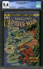 Amazing Spider-Man #143 CGC 9.4 (W)