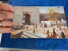 More details for   postcard  p9  b20  jeypore  indian tea advert  tuck  calcutta gpo postmark