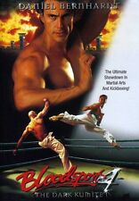 Bloodsport 4: The Dark Kumite (1999, DVD NIEUW) CLR/SPA SUB/Keeper