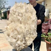 65.2LB A+++Large Himalayan high-grade quartz clusters / mineralsls