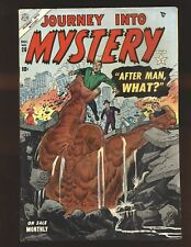 Journey Into Mystery # 20 VG Cond.