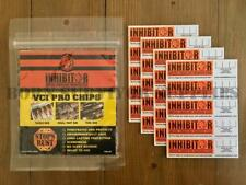 INHIBITOR VCI PRO CHIPS - Stops Rust! Anti-Corrosion Protection Rusting Tool Oil