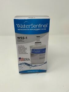 Water Sentinel Refrigerator Replacement Filter WSS-1 New In Package