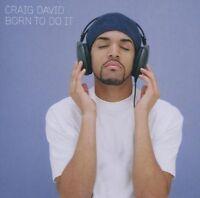 Craig David Born to do it (2000/01) [CD]