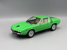Alfa Romeo Montreal 1970 grün  - 1:18 KK-Scale 180384  *NEW*