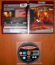 The Rock The Scorpion King - El Rey Escorpión HD-DVD 1080p (NO Blu-Ray, NO DVD)