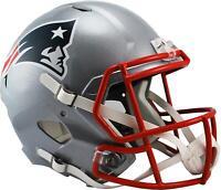 Riddell New England Patriots Revolution Speed Full-Size Replica Football Helmet